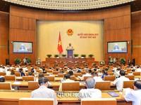 Quốc hội thảo luận về Luật Giáo dục (sửa đổi) và Luật Kiến trúc
