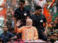 Ông Narendra Modi tái đắc cử Thủ tướng Ấn Độ