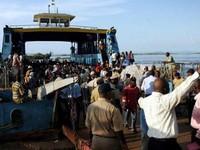 Chìm tàu gây thương vong lớn tại CHDC Congo
