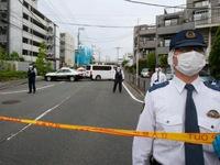 Hiện trường đau lòng sau vụ tấn công bằng dao tại Nhật Bản