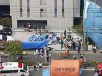 Vụ tấn công bằng dao tại Nhật Bản qua lời kể nhân chứng