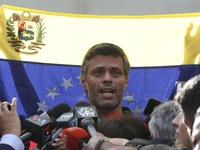 Tòa án Tối cao Venezuela ra lệnh bắt thủ lĩnh đối lập