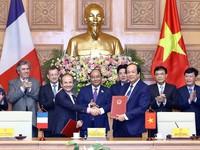 Việt Nam và Pháp hợp tác phát triển chính phủ điện tử