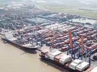 Chi phí logistics tắc nghẽn tại cảng biển bằng 18#phantram GDP của cả nước