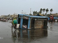 Gia tăng số người thiệt mạng do bão Fani