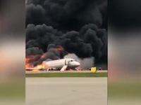 Vụ cháy máy bay tại Nga: Liệu phi công có vi phạm các quy định an toàn hàng không?