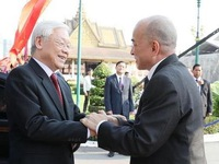 New development in Vietnam – Cambodia friendship and comprehensive cooperation