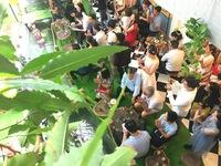 Trải nghiệm quán cà phê với không gian độc đáo ở TP.HCM