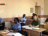 Hợp tác Việt - Nga trong đào tạo ngành cảnh sát và an ninh
