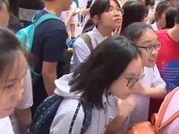 Tuyển sinh lớp 10 tại Hà Nội: Áp lực vì phân luồng chưa hiệu quả