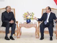 PM hosts Indian Ambassador in Vietnam