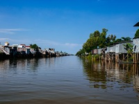 Potential of river tourism in the Mekong Delta