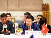 ASEAN Foreign Minister Meeting kicks off in Thailand