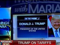Tổng thống Trump lên 'phương án B' nếu đàm phán Mỹ - Trung thất bại