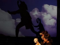 Contemporary puppet show premieres in HCM City