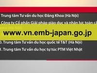 Thêm 11 cơ sở tư vấn du học ở Việt Nam bị Nhật Bản chặn đơn xin visa