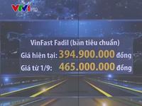 VinFast Fadil sẽ đến tay khách hàng trong tháng 6