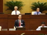 Bộ trưởng Bộ Xây dựng: Trách nhiệm xử lý sai phạm khu HH Linh Đàm, 8B Lê Trực là của Hà Nội