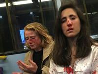 Anh bắt giữ 4 thiếu niên tấn công người đồng tính trên xe bus