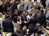 Global press impressed by Vietnam's high votes at UNSC