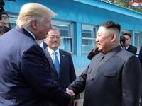 Triều Tiên ca ngợi cuộc gặp lịch sử Mỹ - Triều