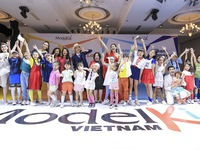 Model Kid Vietnam first season to be aired on VTV9 from July 14
