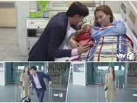 Về nhà đi con - Tập 62: Hay tin vợ sinh non, Vũ lao như bay vào bệnh viện, Nhã nhìn theo đầy hụt hẫng