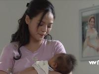 Về nhà đi con - Tập 63: Bế con cho Thư, Huệ quặn lòng nghĩ về quá khứ bị sảy thai