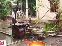 Tình trạng sụt lún nghiêm trọng và nghịch lý nước ngầm - nước mặt ở TP.HCM