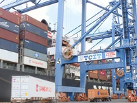14,000 scrap containers left at domestic seaports