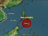 Động đất 5,8 độ Richter tại miền Nam Philippines