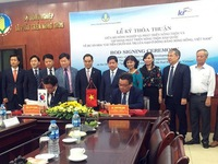 RoK funds US$4.5 million for Vietnam to improve rice value chain