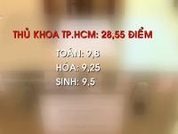 TP.HCM: Thủ khoa thi THPT Quốc gia 2019 đạt 28,5 điểm