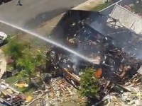 Nổ khí gas tại Nam California (Mỹ), 16 người thương vong