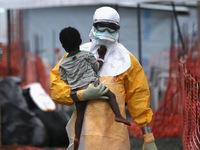 UNICEF báo động tỷ lệ trẻ em nhiễm virus Ebola tại CHDC Congo