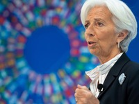 IMF Chief Christine Lagarde resigns