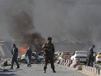 Trụ sở cảnh sát tại Afghanistan bị tấn công