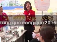 Mô hình hỗ trợ tránh nắng miễn phí tại Hà Nội