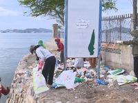 Phụ nữ Khánh Hòa nói không với rác thải nhựa