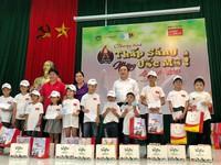 Thái Nguyên: Trao học bổng cho học sinh nghèo trước thềm năm học mới