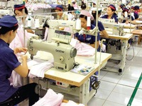 Textile and garment exports rise 8.91% in six months