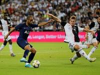 Kane hits 93rd minute wonder-goal as Spurs sink Juventus in Singapore