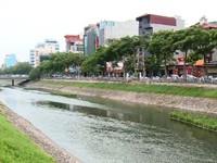 Chuyên gia Nhật phản hồi vụ xả nước Hồ Tây vào sông Tô Lịch