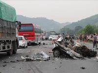 Nhiều vụ tai nạn giao thông đặc biệt nghiêm trọng từ đầu năm đến nay