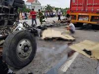 Thủ tướng chỉ đạo khắc phục hậu quả tai nạn đặc biệt nghiêm trọng tại Hải Dương