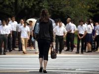 Nhật Bản thử nghiệm đổi giờ đi làm để tránh tắc nghẽn giao thông