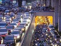 Đề xuất thu phí ô tô vào nội đô vẫn đang được nghiên cứu cẩn trọng
