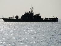 Tàu chở hàng của Iran bị đắm ở ngoài khơi Azerbaijan