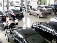 Vietnam's car imports shoot up in first half of 2019