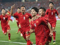 FIFA rankings: Vietnam retain place in Asia's top 15